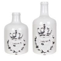 Crown Vases