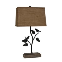 "Park Side Table Lamp 28""Ht"