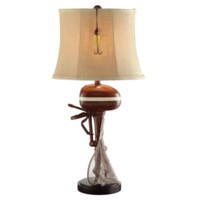 Outboard Table Lamp