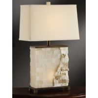Vista Table Lamp w/Nightlight