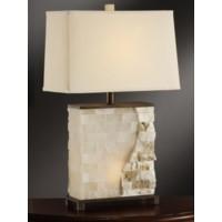 Vista Table Lamp w/Nightlight