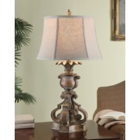 Capital Table Lamp