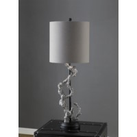 "Twisted Branch Table Lamp 43.5""Ht"