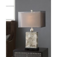 "Mancini Table Lamp 28""Ht"