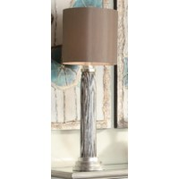 "Casablanca Buffet Lamp 39.5""Ht"