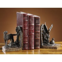 Clear Creek Bookend Pair