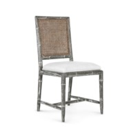 Aubrey Side Chair, Gray