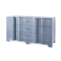Bardot Extra Large 9-Drawer, Navy Blue