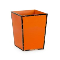 Cheval Waste Bin, Orange