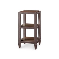 Clairmont Side Table, Brown