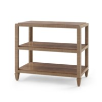 Clairmont Console Table, Brown