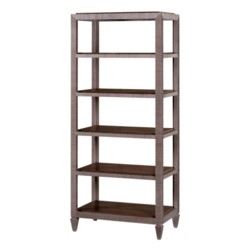 'Clairmont Etagere, Brown