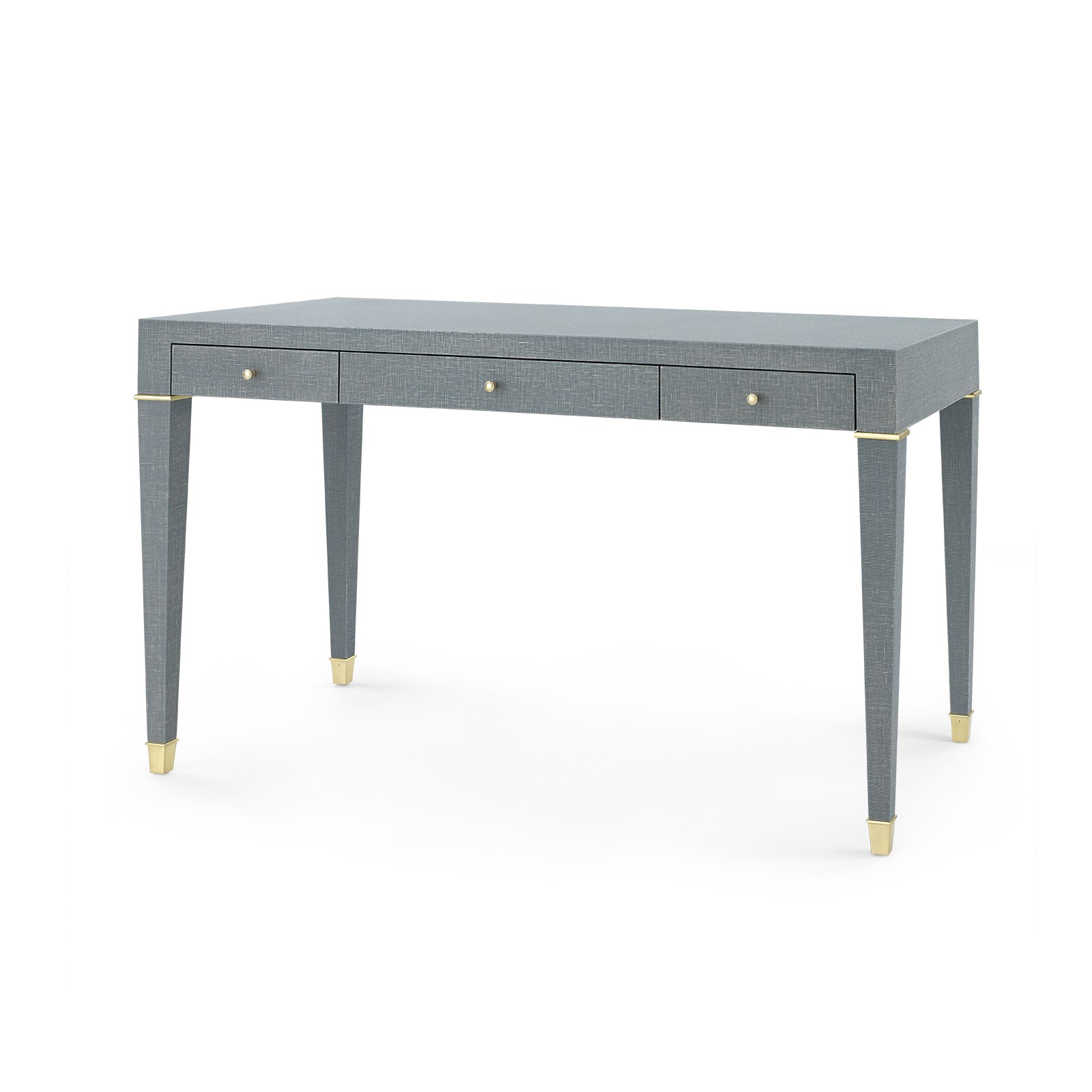 Claudette desk gray bungalow 5 for Bungalow 5 desk