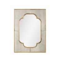 Cassia Mirror, Antique Mirror