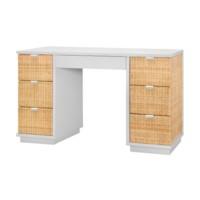 Cosmopolitan Desk, White