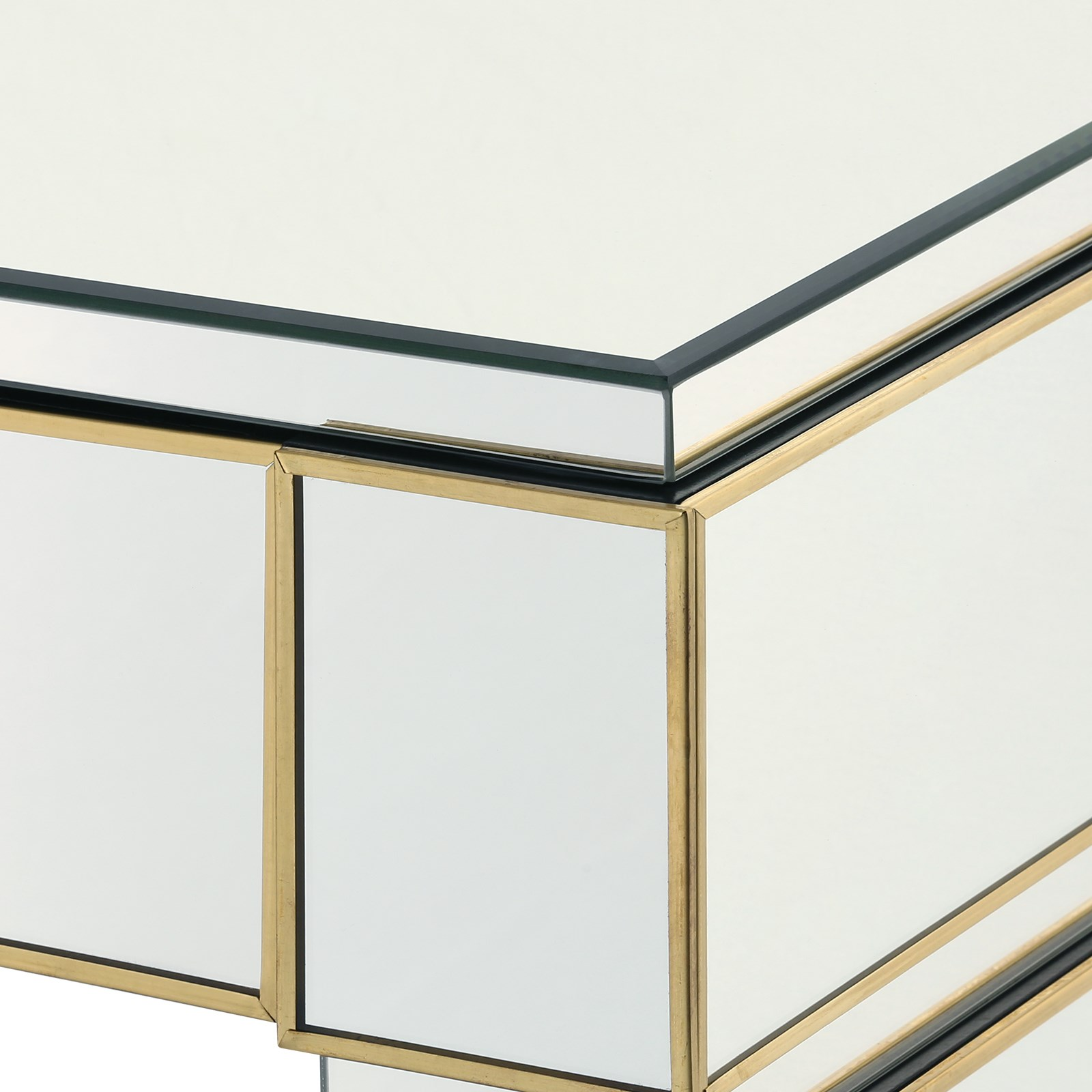 Eaves Console Table Mirror Bungalow 5