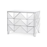 Eliza Large 3-Drawer, Mirror