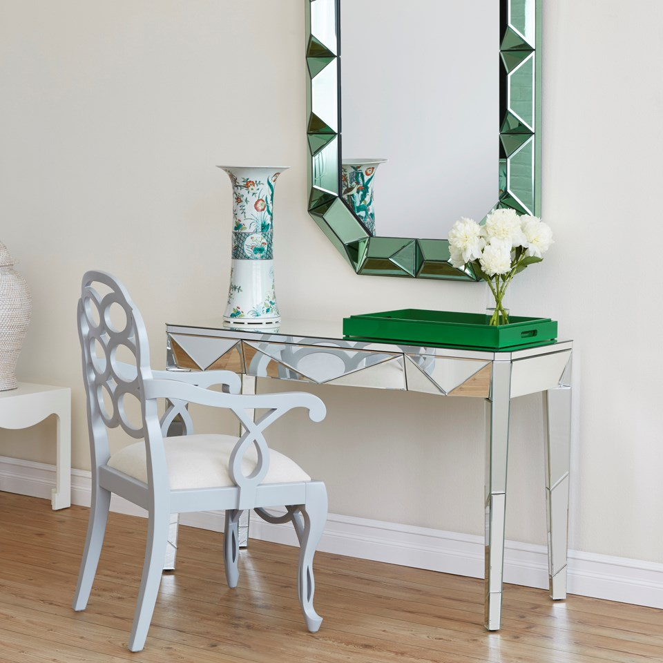 ... Taylor Console Table, Mirror. X