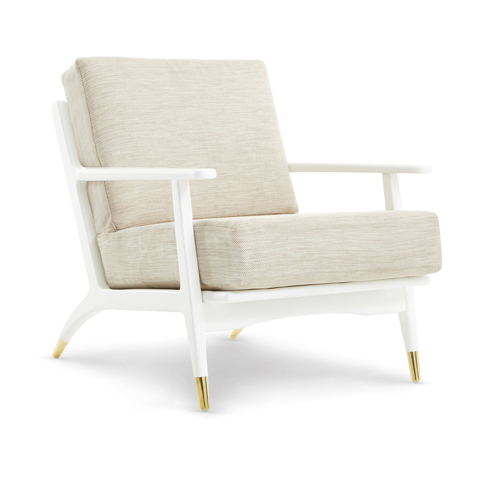 Hart Lounge Chair Covers sold separately White Bungalow 5