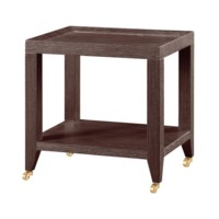 Isadora  Tea Table, Brown