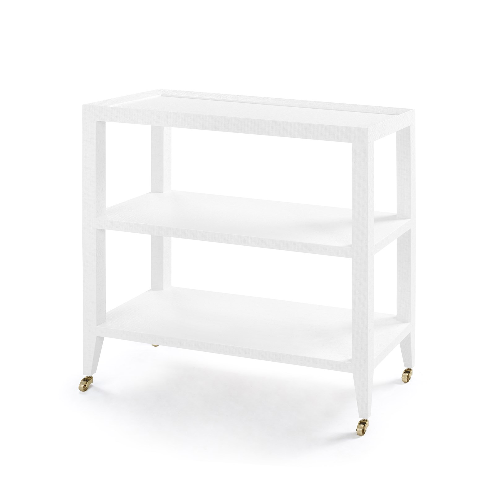 White parsons console table - Isadora Console Table White