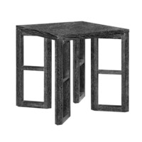 Langham Side Table, Black