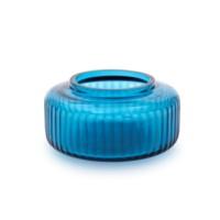 Lucerna Small Vase, Ocean Blue