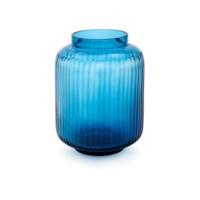 Lucerna Large Vase, Ocean Blue