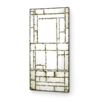 Leger Mirror - Extra Large, Antique Mirror