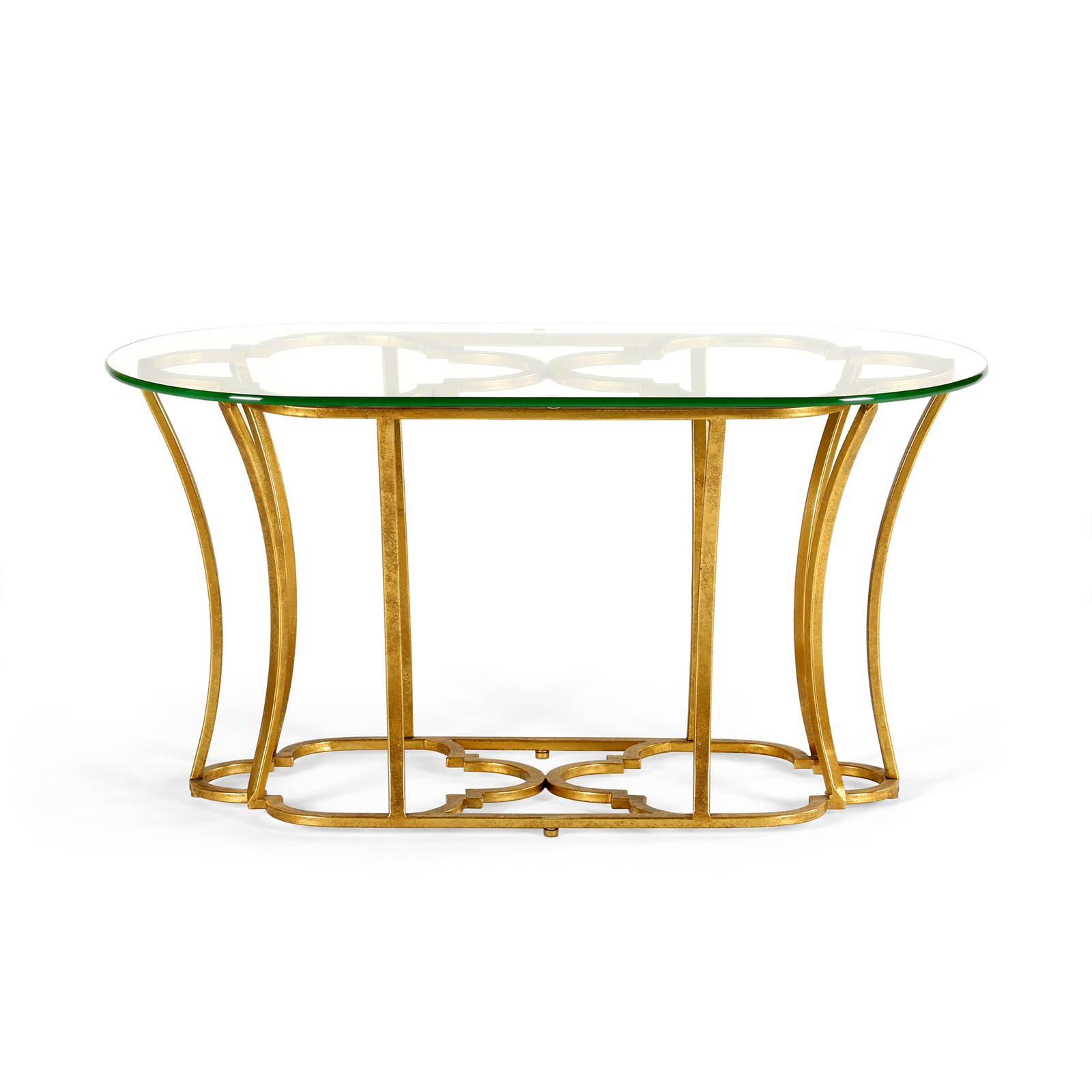Magnolia Coffee Table Gold Bungalow 5