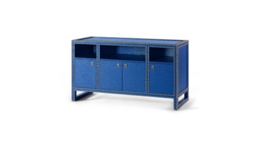 Marco  Large Cabinet, Royal Blue