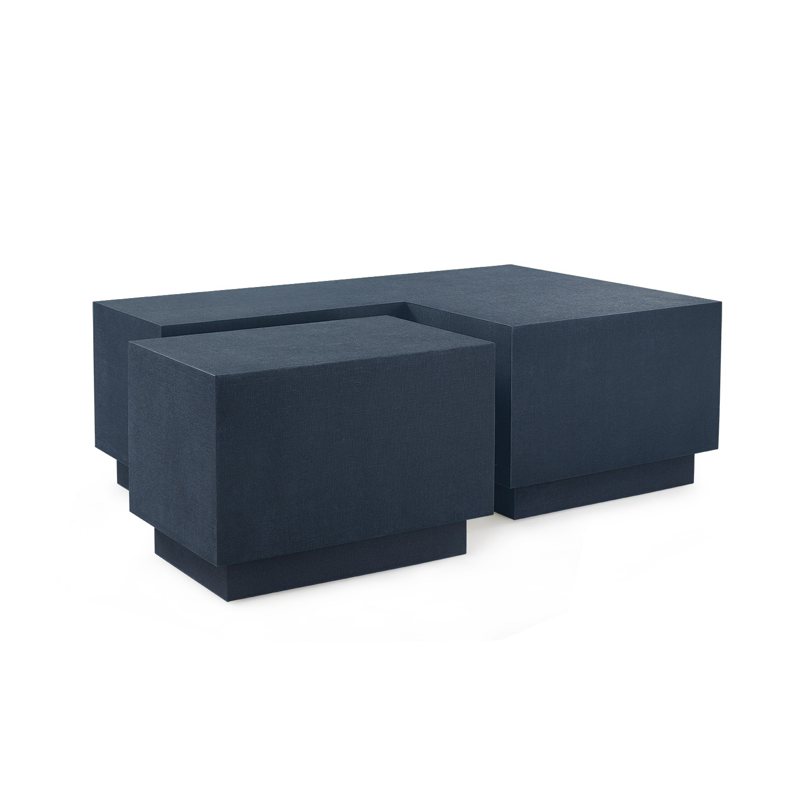 Mila Coffee Table Navy Blue Bungalow 5
