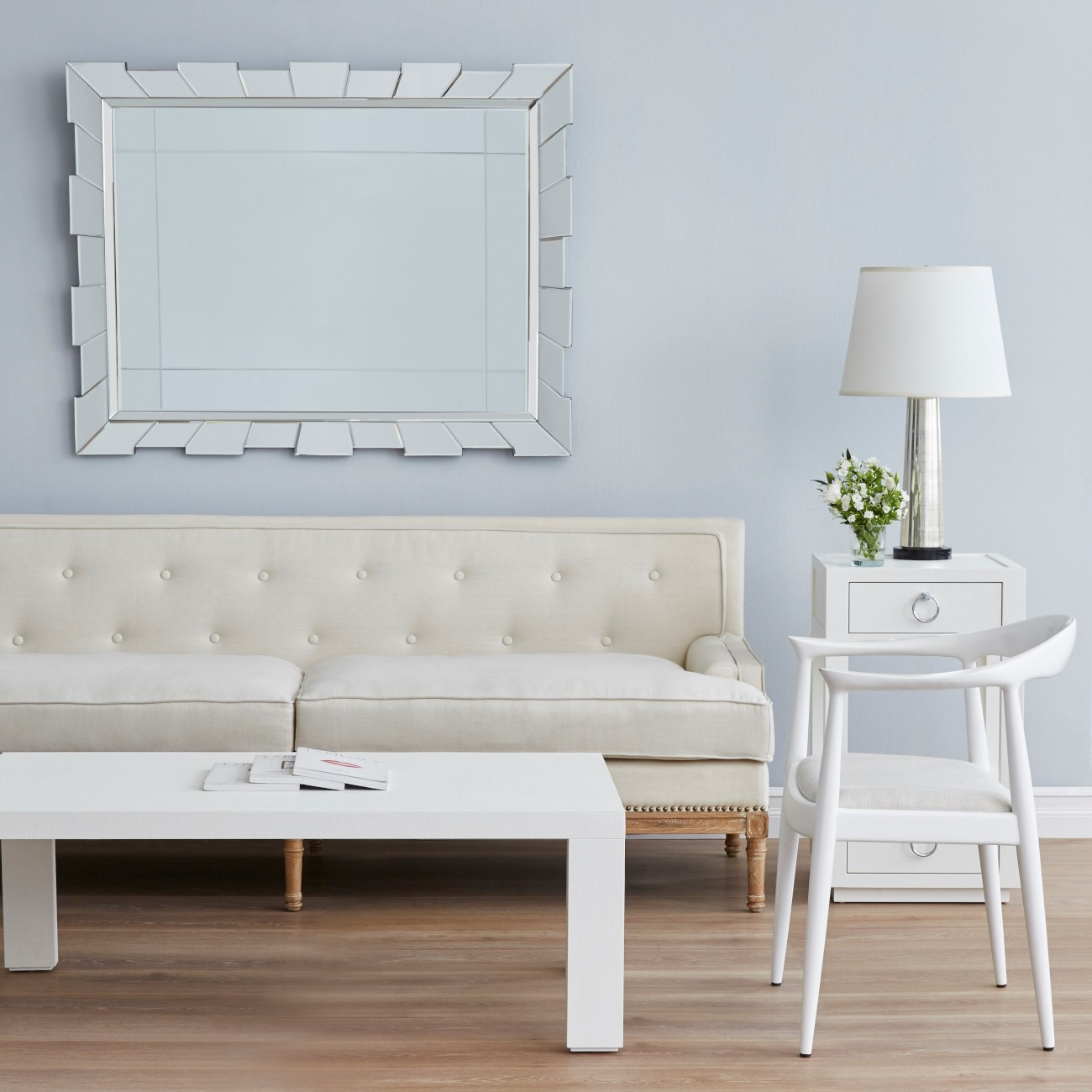 Grasscloth Coffee Table Morgan Grasscloth Coffee Table White Bungalow 5
