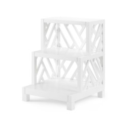 'Nantucket Side Table, White