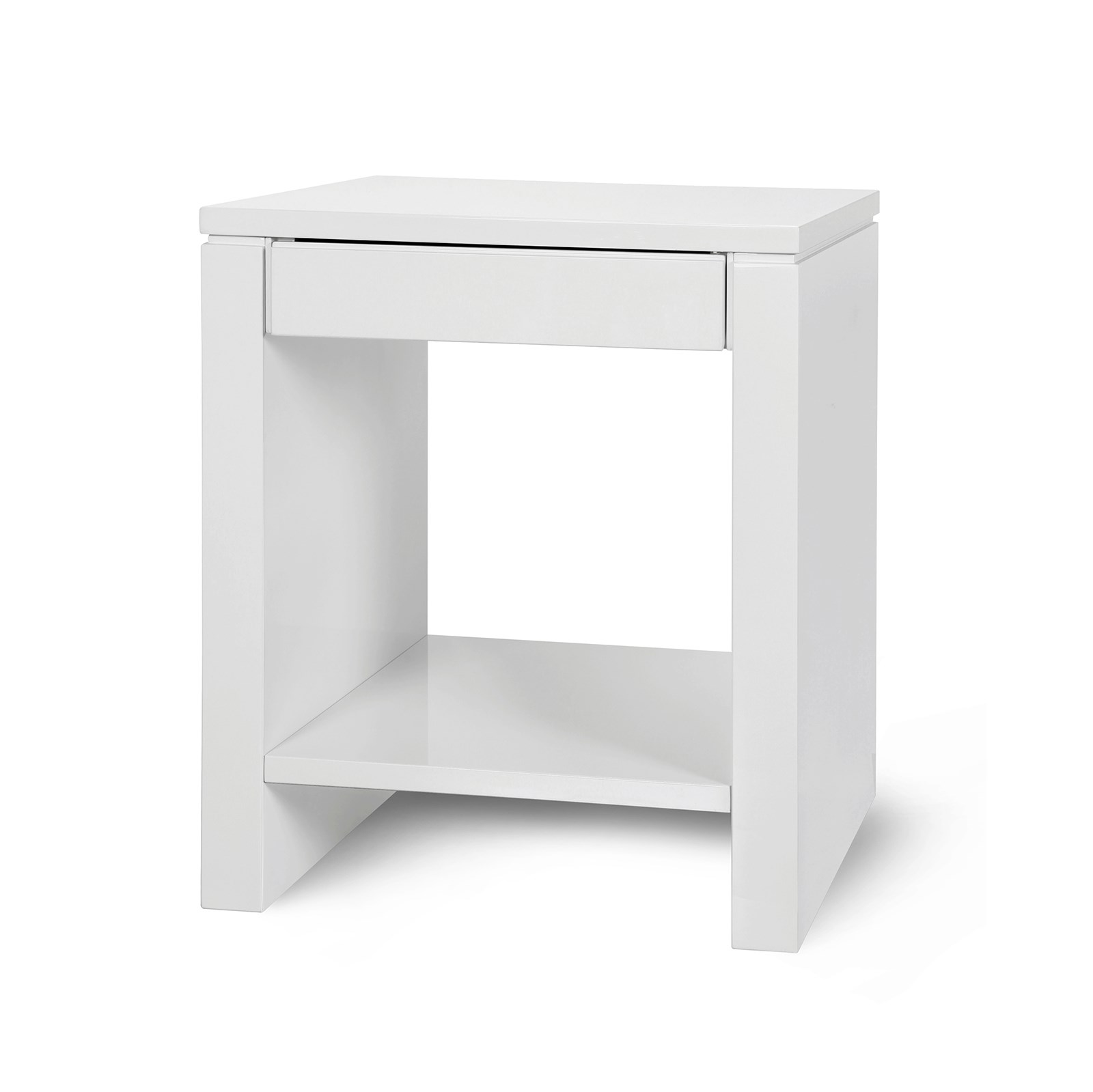 White side tables with drawers - White Side Tables With Drawers 10