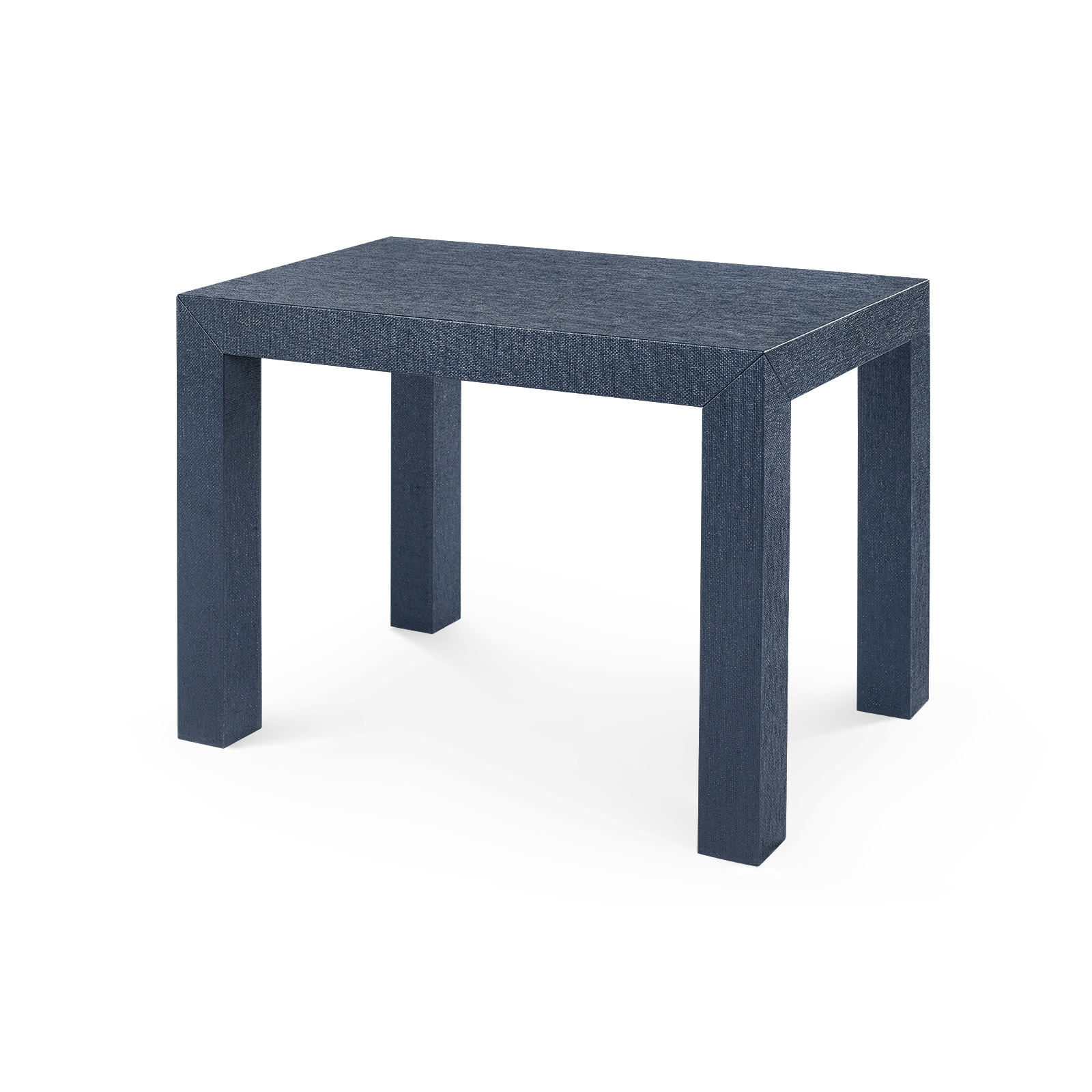Parsons Side Table Navy Blue Bungalow 5