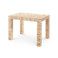 Parsons Papyrus Side Table, Natural