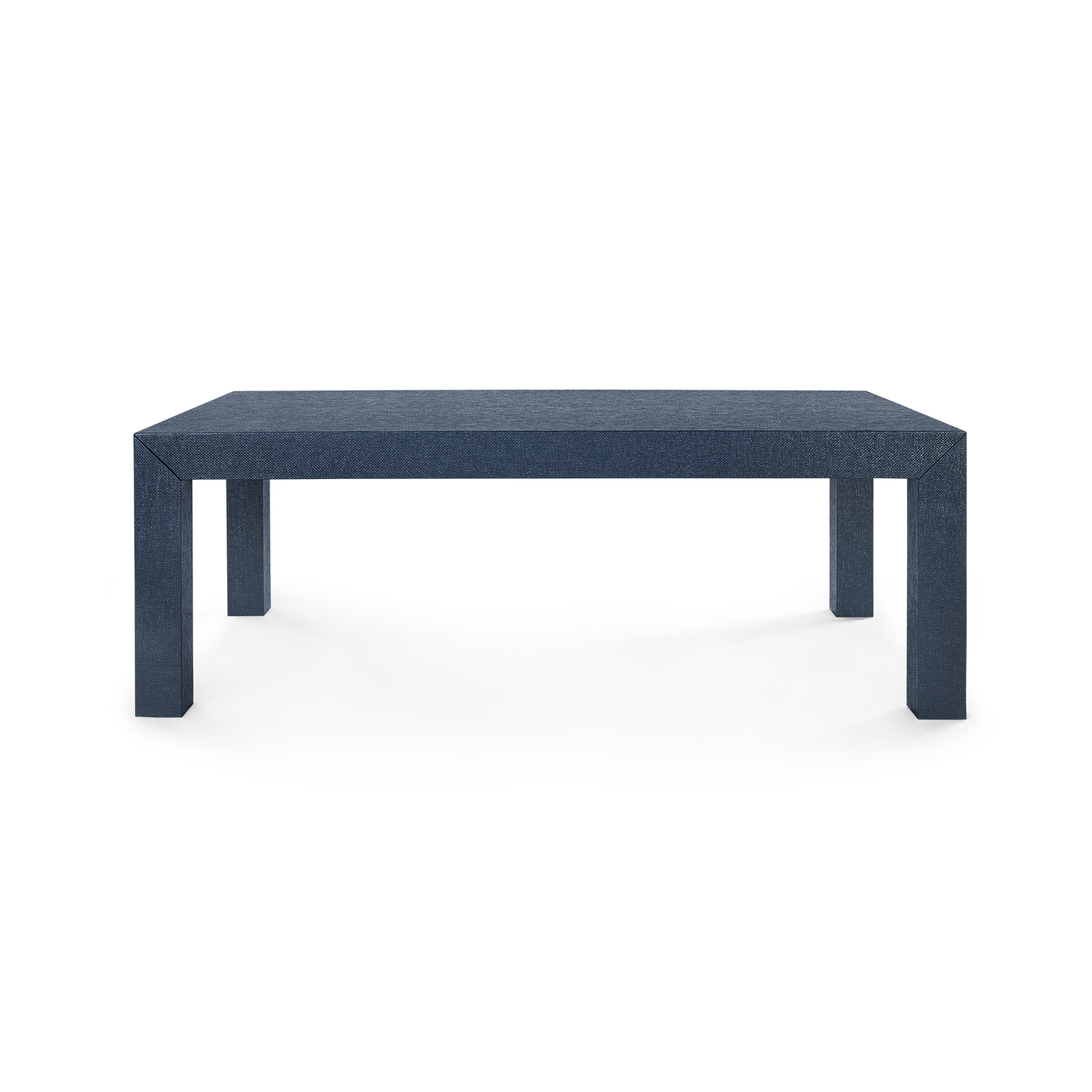 Parson coffee table in navy blue bungalow 5 -