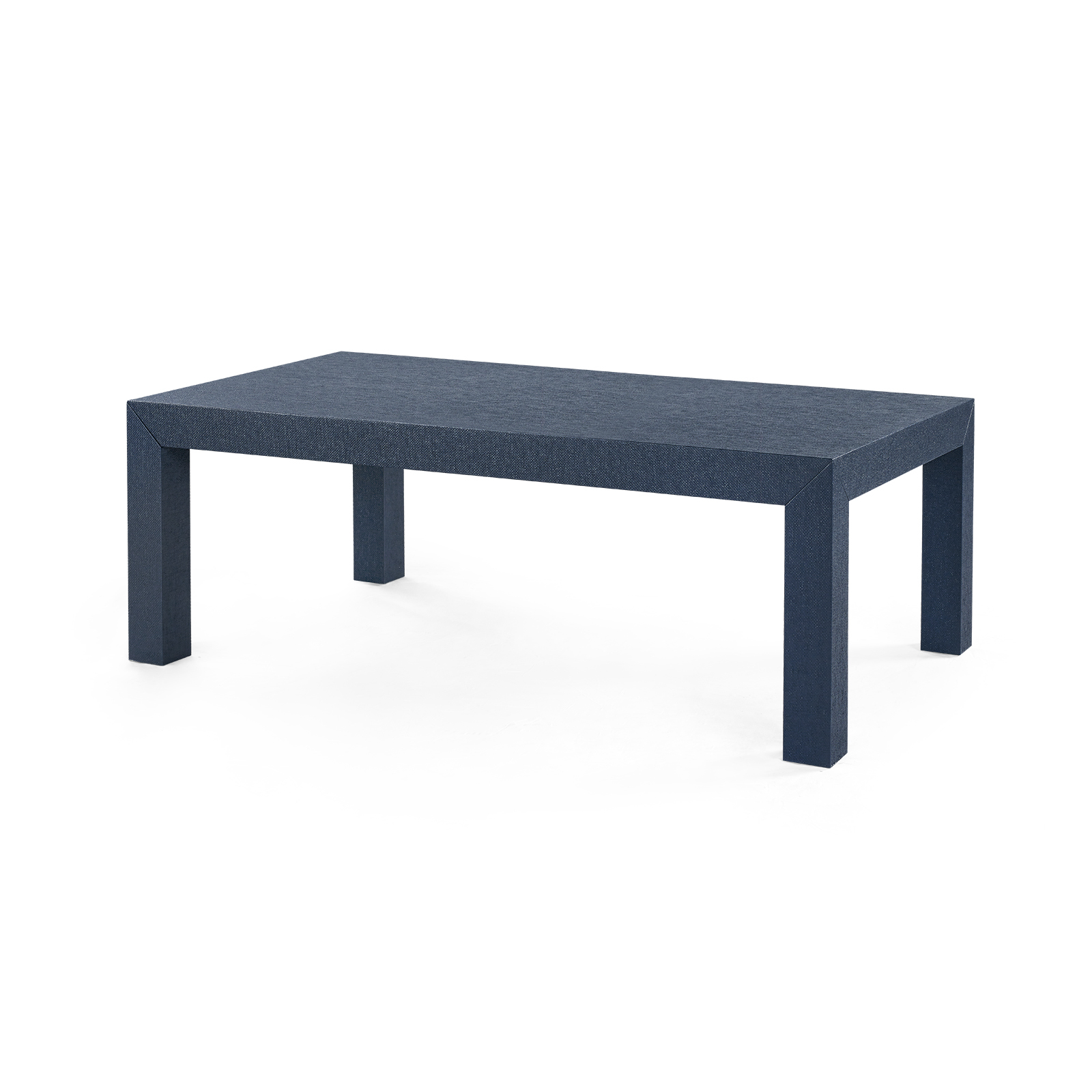 Parsons Coffee Table Navy Blue Bungalow 5