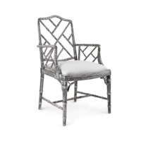 Quay Armchair., Gray