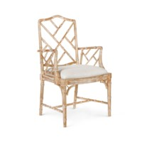 Quay Armchair, Natural