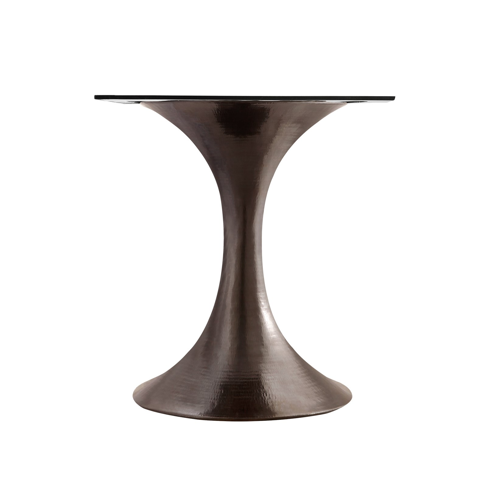 Stockholm Bronze Dining Table Base Pairs with 52quot amp 60  : STO 375 804 Blg from www.bungalow5.com size 1600 x 1600 jpeg 94kB