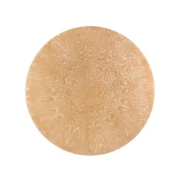 "'Stockholm 52"" Natural Cerused Oak Dining Table Top (Base sold separately), Natural"