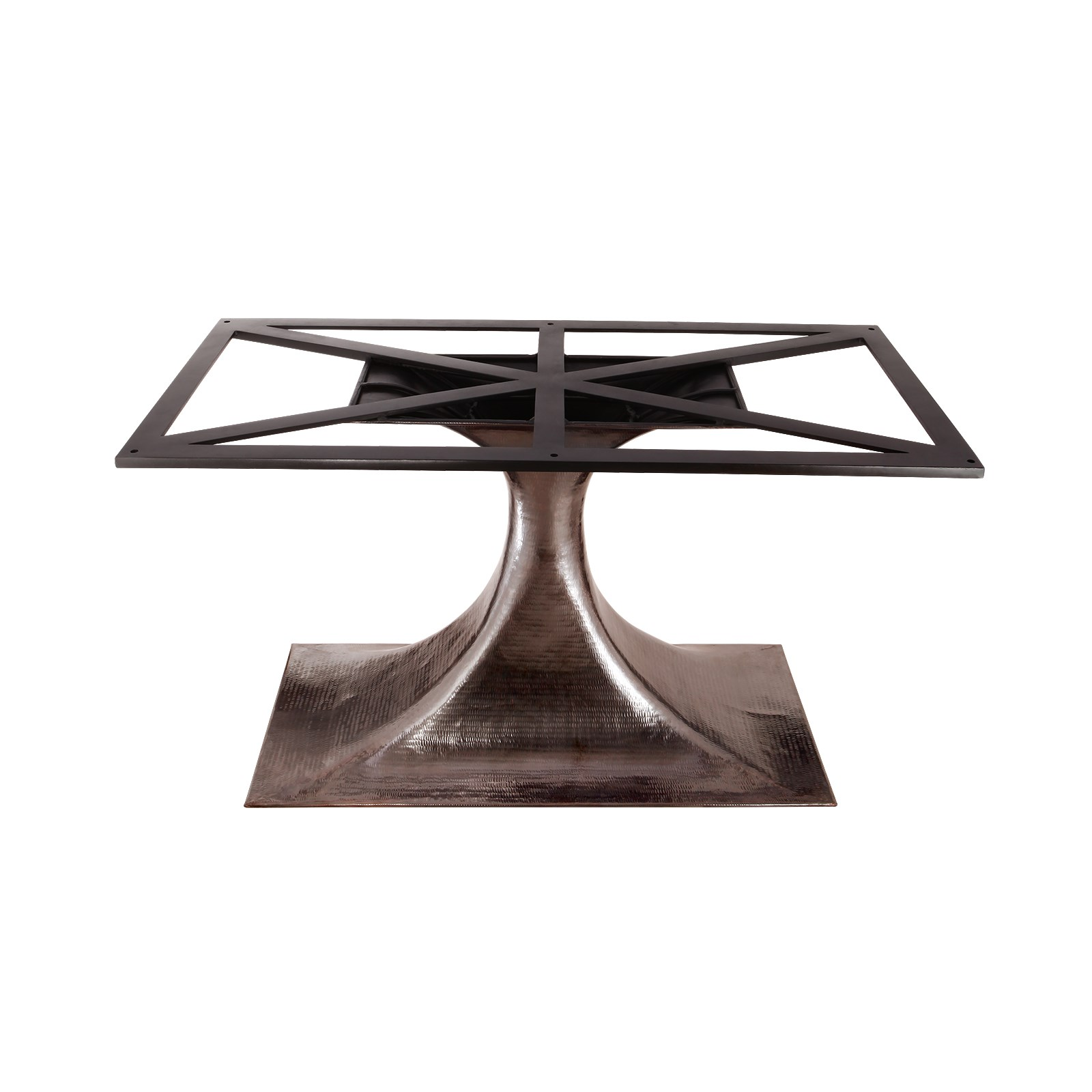 Stockholm Bronze Oval Dining Table Base Pairs with 95  : STO 380 804 B1lg from bungalow5.azurewebsites.net size 1600 x 1600 jpeg 146kB