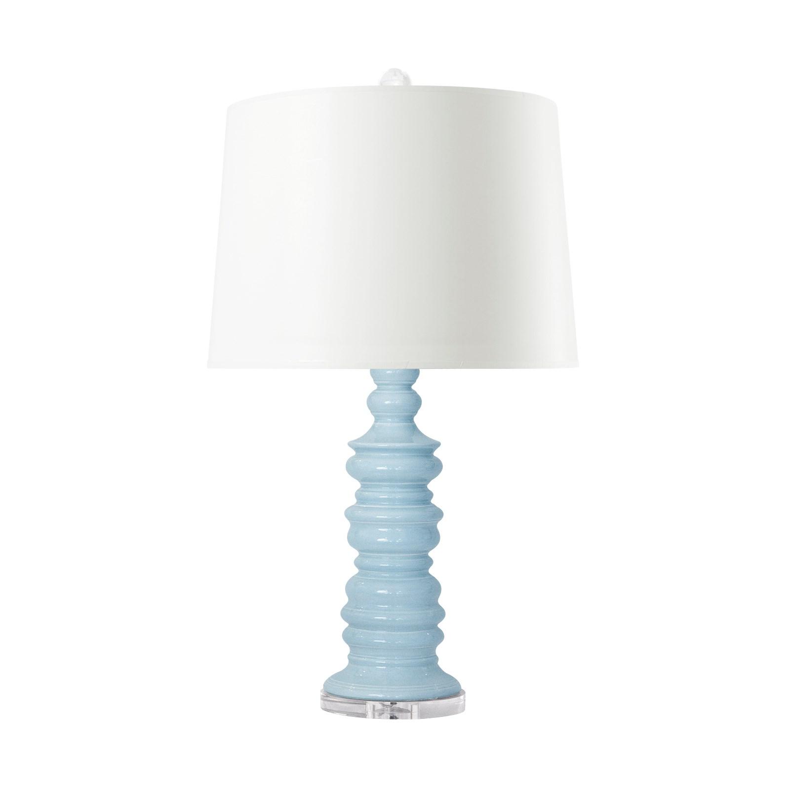 Aurora Lamp (Lamp Only), Light Blue
