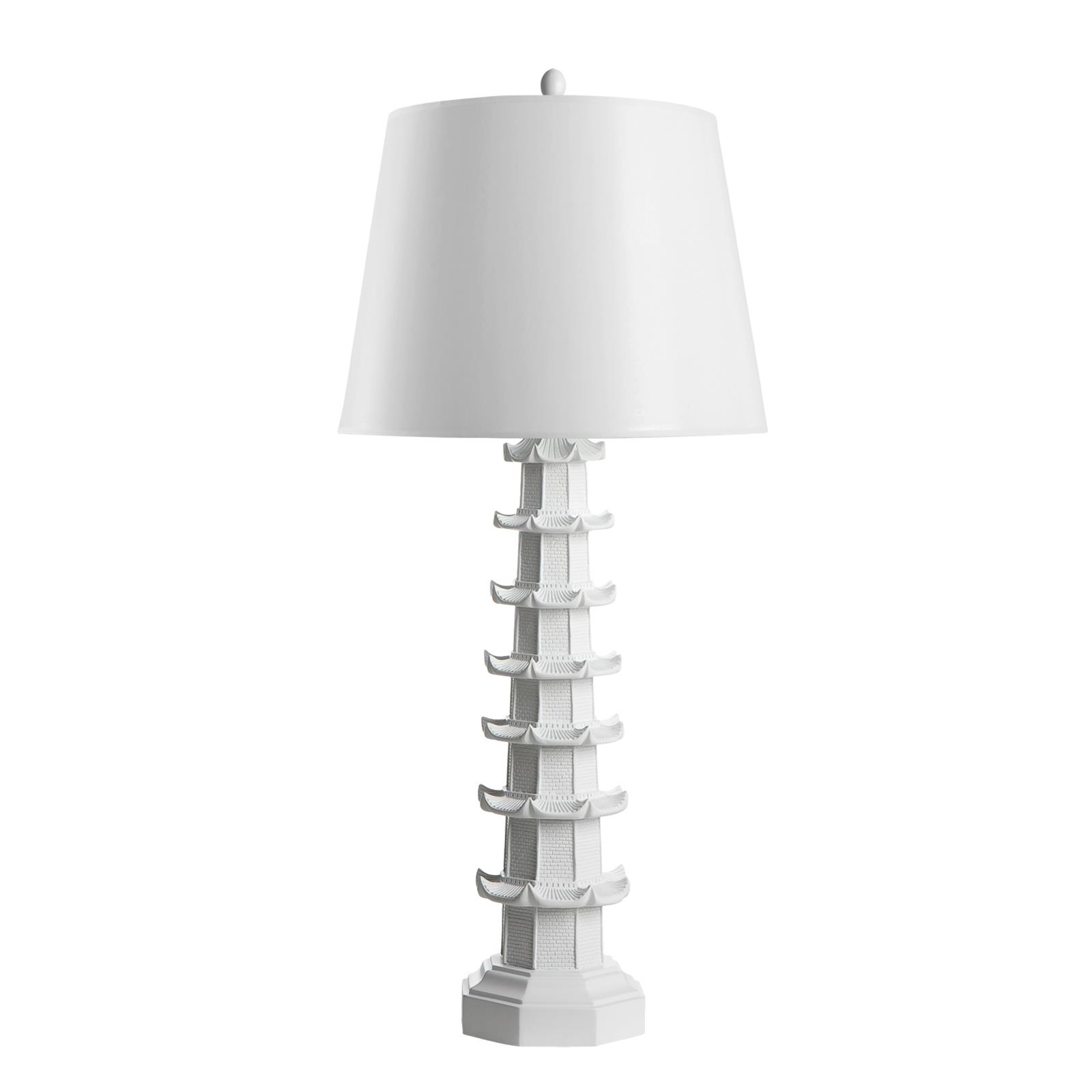 brighton lamp lamp only white bungalow 5 bungalow 5 white lacquered