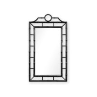 Chloe Mirror, Black