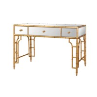 Collette Desk, Gold