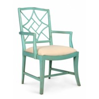 Evelyn   Armchair, Seafoam Green