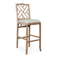 Hampton Barstool, Natural